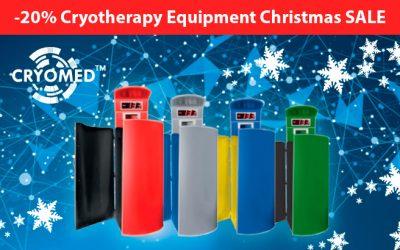 Cryomed Christmas Sale