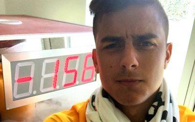 Cryosaunas Help Paulo Dybala Dominate at Juventus