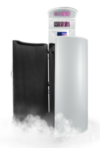 Cryosauna Cryomed Pro (pressurized, mirror/black) / 2361 Image