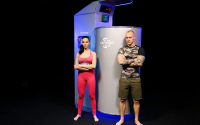 Trade-In Now Available for Cryomed Cryosaunas