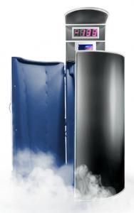 Cryomed Cryomed Pro (pressurized, black/blue) / 8741 Image
