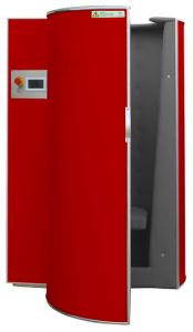 Cryosauna Cryomed One (pressurized, red/black) / 5100 Image