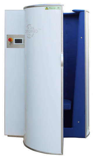CRYOSAUNA CRYOMED ONE (DEWAR, WHITE/BLUE) 8600 price