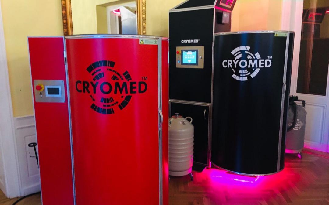 Η Cryomed συγκεντρώνει όλους τους διανομείς στην 1η της ετήσια συνάντηση