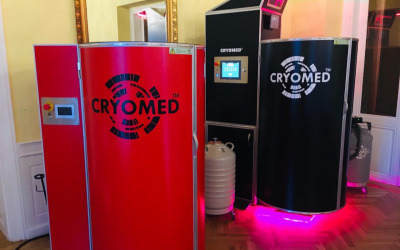 1st Cryomed Annual Meeting