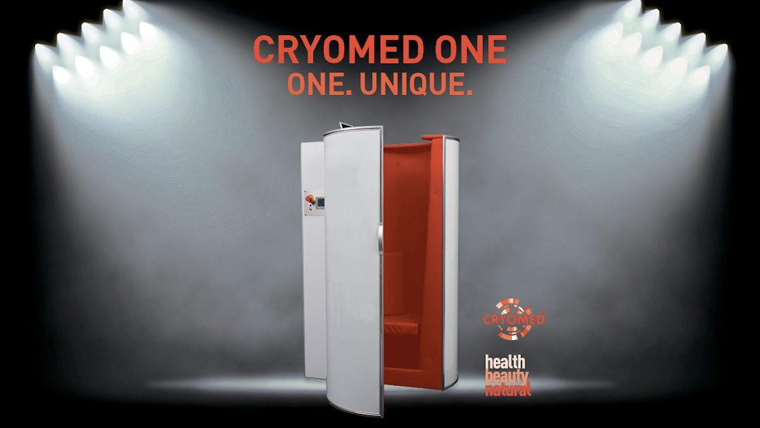 Cryomed One – η πρώτη επιλογή στον εξοπλισμό κρυοθεραπείας ολόκληρου του σώματος
