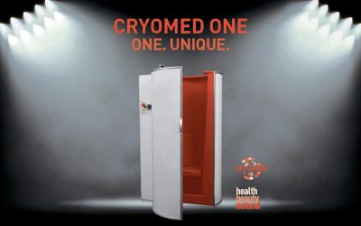 Cryomed One – the first choice in whole body cryotherapy equipment