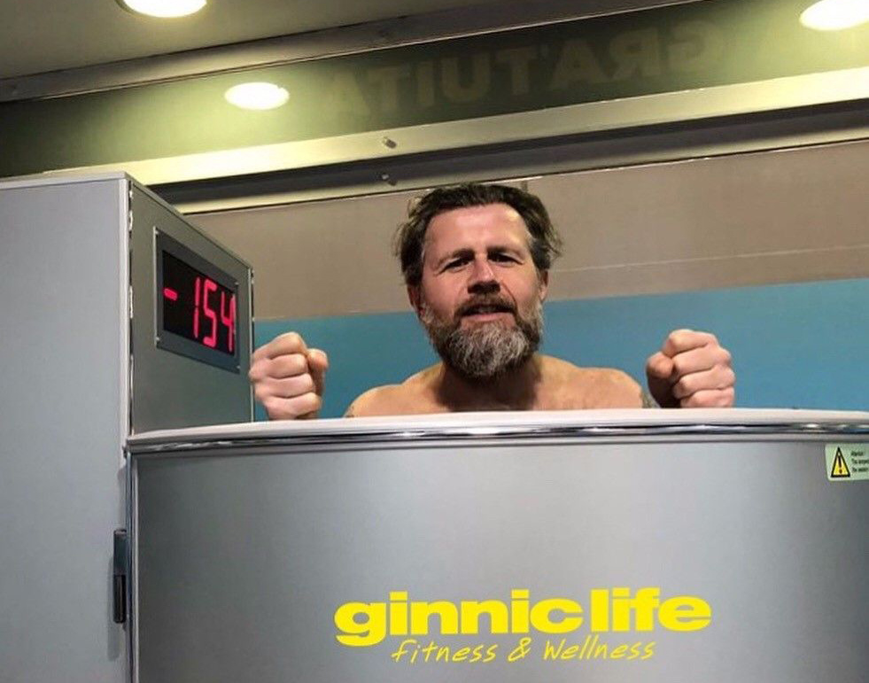The many benefits of cryotherapy are now also in Torino
