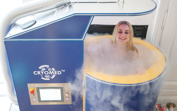 How often can I use a cryosauna?