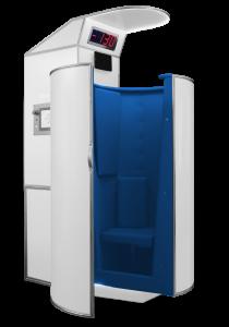 Cryosauna Cryomed Pro (dewar, white/blue) / 3061 Image