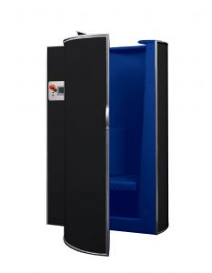 Cryosauna Cryomed One (dewar, black/blue) / 8000 Image