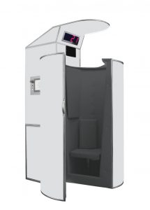 Cryosauna Cryomed Pro (pressurized, white/gray) / 0461 Image