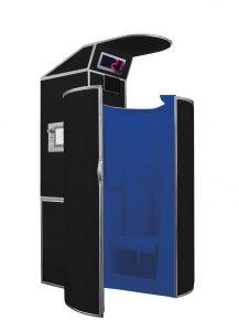 Cryosauna Cryomed Pro (dewar, black/blue) / 5361 Image