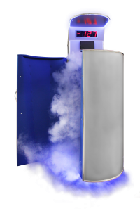 Cryosauna Cryomed Pro (pressurized, gray/blue) / 1361 Image