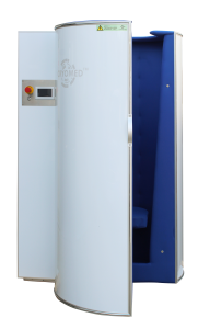 Cryosauna Cryomed One (pressurized, white/blue) / 3500 Image