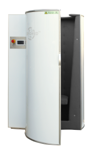 Cryosauna Cryomed One (pressurized, white/gray) / 0600 Image