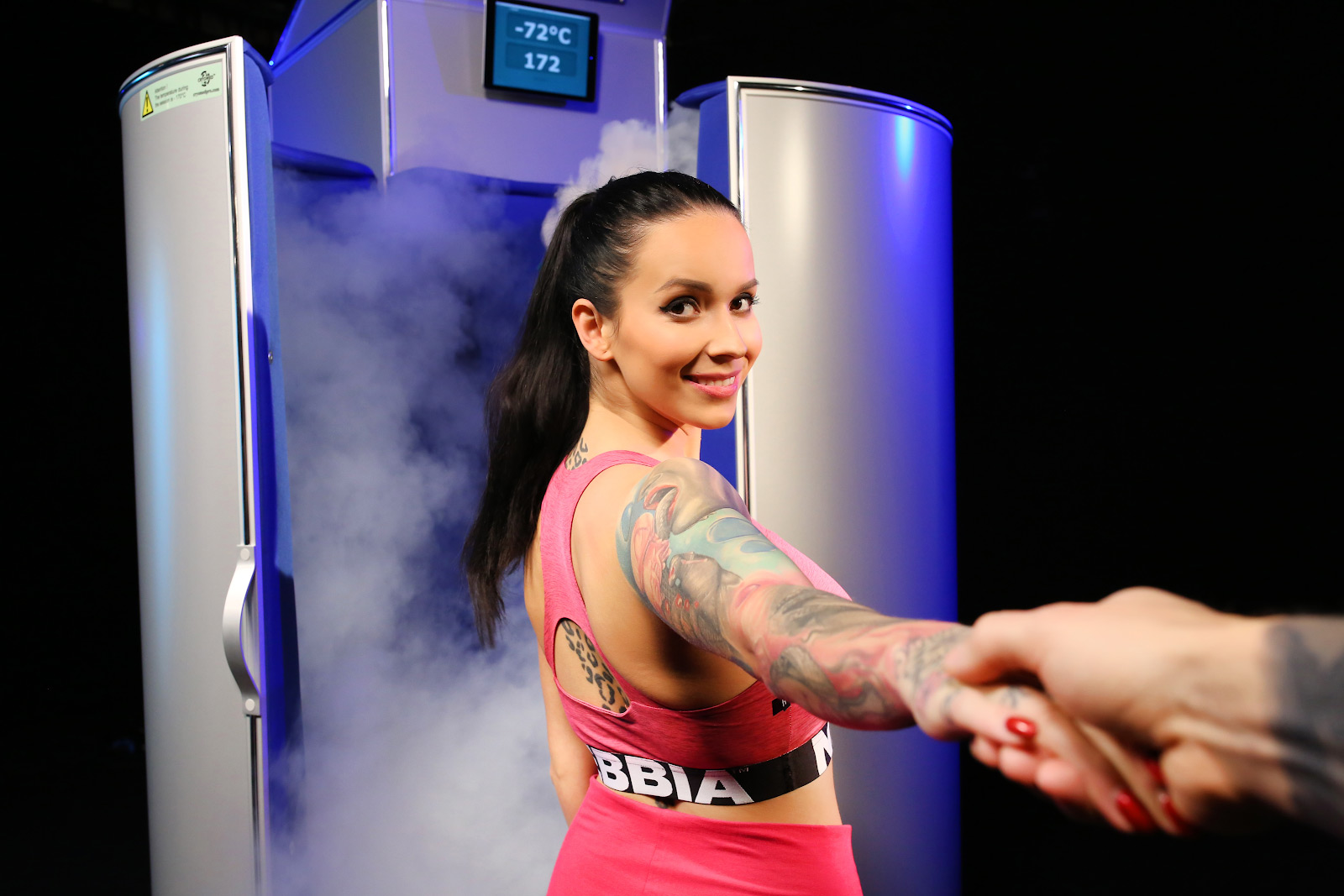 Best cryosaunas for special price!