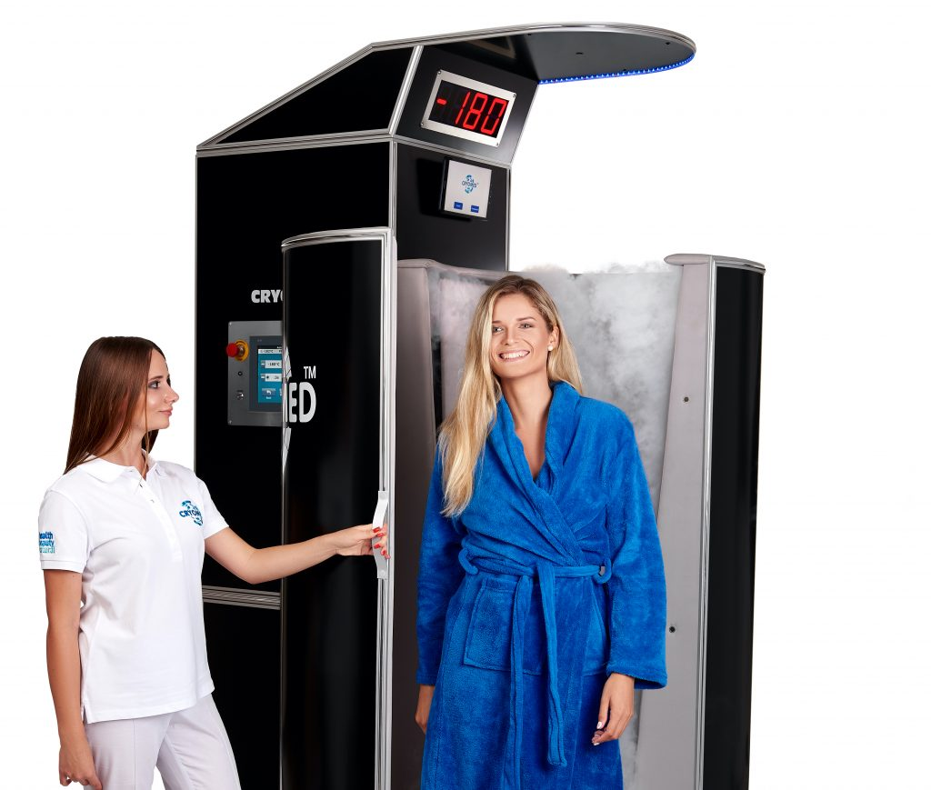 Who will benefit from cryotherapy machine business?