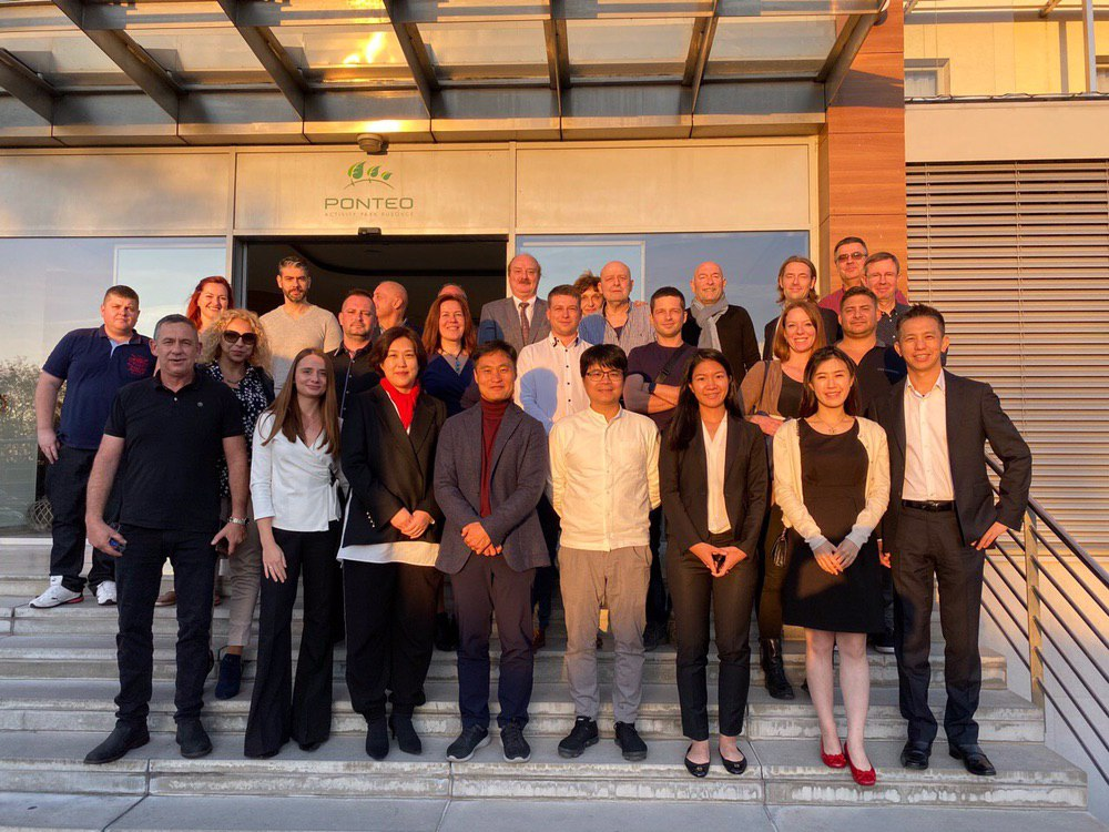 The second annual conference of cryosauna distributors