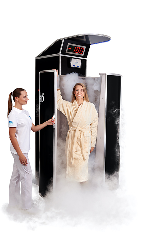 Cryomed Christmas Offer: Get a Cryosauna at a Special Price!