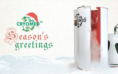 Cryomed wishes you a Merry Christmas and a Happy New Year!