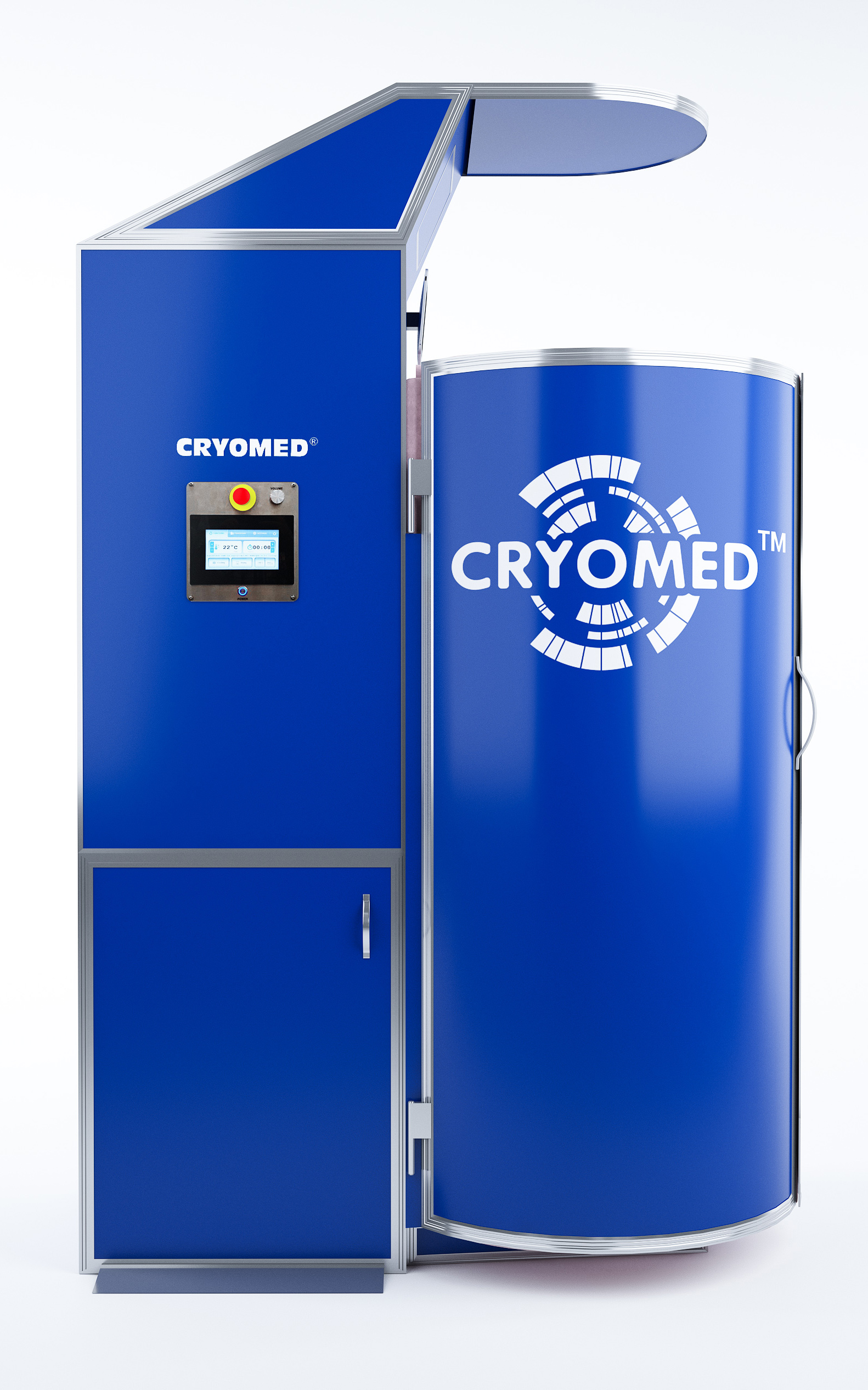 Cryomed Basic. Сryotherapy Tank From Global Leader In Full-Body Cryotherapy