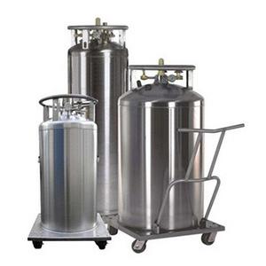 Pressurized tank type Cryomed Basic