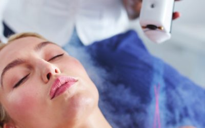 Cryotherapy facial – a natural way to look younger