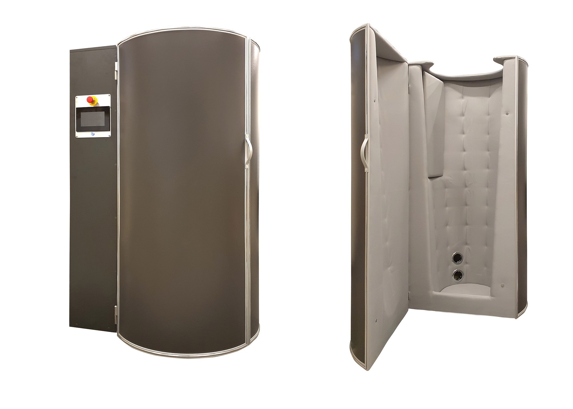 Cryosauna Cryomed Start for small businesses and for home use