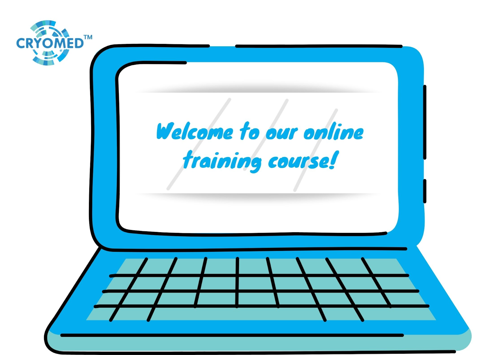 A free online training course for Cryomed customers
